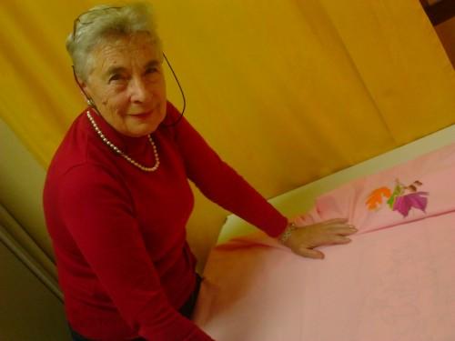 Maria Luisa la profe de dibujo